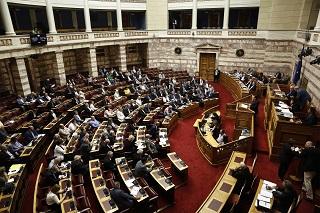 Με 155 «ναι» η Βουλή έδωσε ψήφο εμπιστοσύνης στην κυβέρνηση