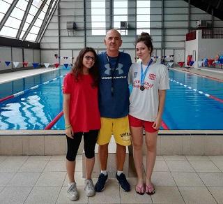 58541b103ea ΑΕΤ - Τεχνική Κολύμβηση: Χρυσή Πανελληνιονίκης η Γεροβάιου ...