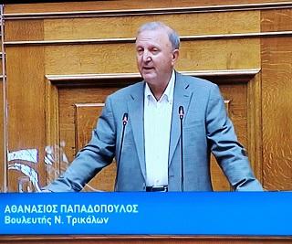 Σάκης Παπαδόπουλος: Διεκδικούμε ολοκληρωμένο και ποιοτικό ΕΣΥ με ευθύνη της  πολιτείας κι όχι μιας ανώνυμης εταιρείας :: ekalampaka.gr